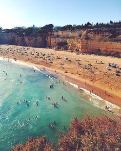 Praia Nova, Porches | Portugal (by Nacho Coca)