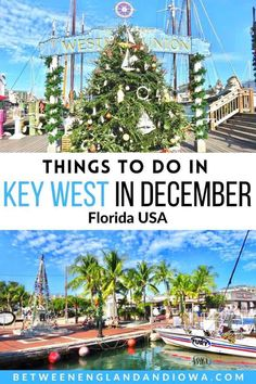 Things to do in Key West in December | Key West Florida | Things to do in Florida in December | Florida Keys December | Key West Budget | Key West weather in December | Things to do in the Florida Keys | Key West Hotels | Where to stay in Key West Florida
