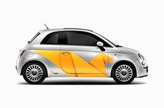 vehicle car branding