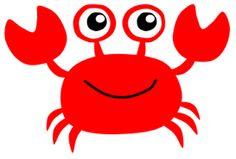 Resultado de imagen de imagenes de caricatura de cangrejos
