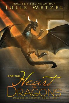 4 ½ Stars ~ Paranormal/Urban Fantasy ~ Read the review at http://www.indtale.com/reviews/paranormal-urban-fantasy/heart-dragons-dragons-eternity-book-3