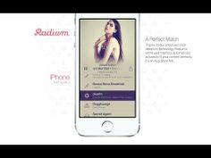 #Radium, escucha la #radio #FM. #iPhone #App