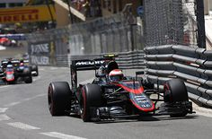 "Jenson Button declared himself ""proud"" of McLaren-Honda's breakthrough points-scoring Monaco Grand Prix, and hopes it will be a ""steppingstone"" to bigger results in Formula 1. RACER.com"