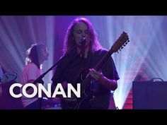 "King Gizzard & The Lizard Wizard ""The Lord Of Lightning"" 04/17/17  - CONAN on TBS - YouTube"