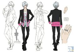 Brothers Conflict, Dating Sim, Diabolik Lovers, Me Me Me Anime, Anime Characters, Character Design, Harems, Poses, Triplets