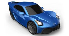 While electrification is currently spreading like wildfire in the automotive industry, acquiring… Moto Car, Reverse Trike, Trike Motorcycle, Electric Car, Car Wheels, Automotive Industry, Tricycle, Cars And Motorcycles, Cool Cars