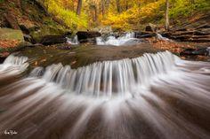 .  Ricketts Glen State Park, PA