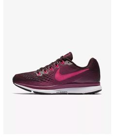 size 40 c4fb2 852f5 Details about Nike WMNS Air Zoom Pegasus 34 Black Size 8 US Womens Athletic Running  Shoes