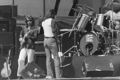 rare early photo of zz top from 1970 a wonderful early photograph of zz top from 1970 the. Black Bedroom Furniture Sets. Home Design Ideas