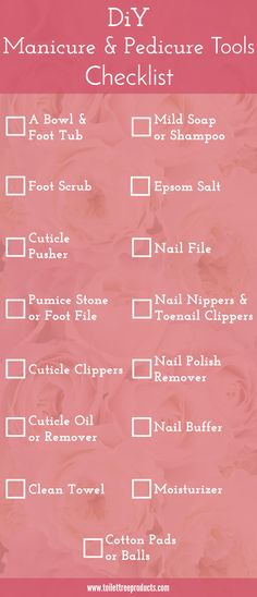 With the right tools and techniques, it's easy to get perfectly painted nails. Tips for the perfect diy manicure and pedicure.