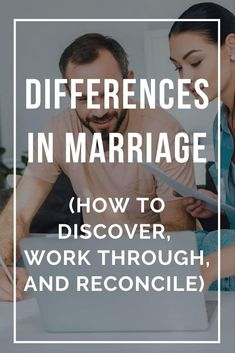 Differences in marriage help couples to thrive and succeed together. Learn how to discover, embrace, and reconcile your differences today. #ourpf #marriage #differences #married #couples #husband #wife #reconcile # Marriage Help, Best Marriage Advice, Healthy Marriage, Strong Marriage, Love And Marriage, Healthy Relationships, Dating Advice, Assertive Communication, Dating Coach