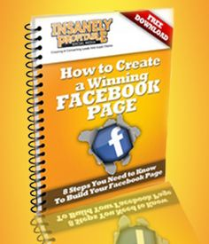 How to Create a Winning Facebook Page http://facebookchecklist.com/