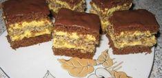 Koláč, který dobyl svět: Úžasná chuť – s tímto receptem zabodujete na každé oslavě! Sweet Recipes, Cake Recipes, Food Cakes, Tiramisu, Bakery, Deserts, Treats, Cooking, Ethnic Recipes