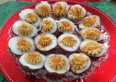 Happy Herbivore Deviled Eggs