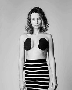 29880f92ea Brassybra is an adhesive bra that mimics the skin