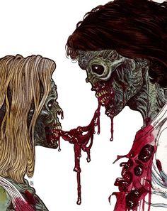 ஜ Zombie Kiss ஜ