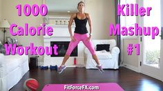 Burn mega calories & sculpt your body with this effective & fun workout! A killer mashup of 2 Lean Body Series & 1 Body Sculpt Strength workout filmed back-t...