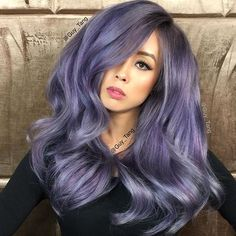 Smoked amethyst using  @kenraprofessional Demi 7sm with 2in blue and 2in red booster and 7sm Demi with 2in blue booster and 7sm with 4in Violet booster