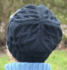 Ravelry: Celtic Cable Slouchy pattern by Satu Gröhn
