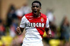 1 - Martial : 80 millions de Monaco à Manchester United en 2015