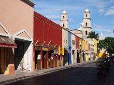 Merida, Mexico <3 :)