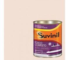 Tinta Acrilica Fosca Premium Suvinil Vestido de Renda 900Ml.