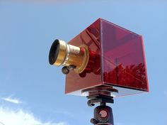 The Photo Palace: Introducing CLERA - 1st Transparent Camera!