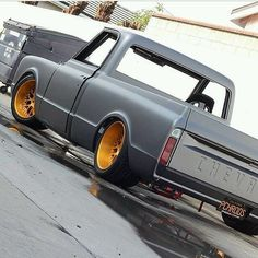 lowered and lifted