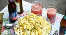Pasta Salad, Risotto, Ethnic Recipes, Food, Recipes, Crab Pasta Salad, Essen, Meals, Yemek