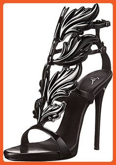 bb6509564ae6 Giuseppe Zanotti Women s I50004 Nero Pump 36 (US Women s 6) M - Pumps for  women ( Amazon Partner-Link)