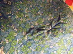 retro örngott blommigt fin färg på Tradera.com - Övriga sängkläder |