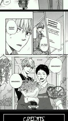 Manga dong ger stor stark