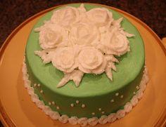 Crescent City Ramblings: Wilton Cake Decorating - Course 1 - FINAL CLASS