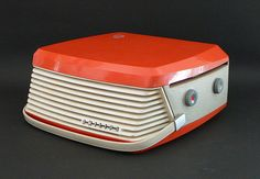MANGIADISCHI Philips portable record player.... sounds great!  http://www.youtube.com/watch?v=ikPTZizYQoU&feature=related