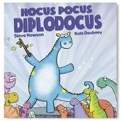 hocus pocus: fun and colorful book