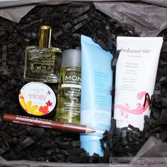 Check out the contents of my LookFantastic beauty box for July 2015.