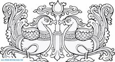Traditional Tattoo Drawings Design Reference Ideas For 2019 Mysore Painting, Kalamkari Painting, Kerala Mural Painting, Madhubani Painting, Indian Traditional Paintings, Indian Art Paintings, Traditional Tattoo Drawings, Saree Painting Designs, Madhubani Art