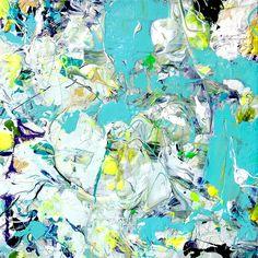 "A closer look......Antiquity  24"" x 15"" acrylic on canvas 2013"