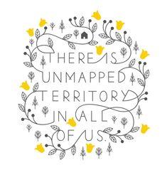 Hay un territorio inexplorado en todos nosotros