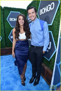 Alex & Sierra at the Young Hollywood Awards 2014