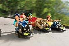 The luge in Rotarua is so much fun! I remember having a blast back when I did it. We took the kids in 2010 & they could have done it all day.