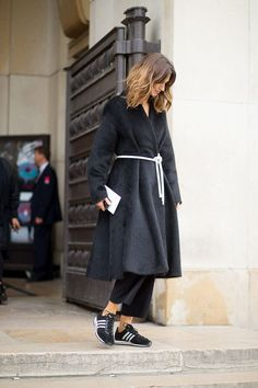 The Paris Way: Fashion Week Street Style Day 8 - HarpersBAZAAR.com