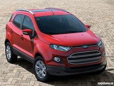 2013 Ford EcoSport http://palmcoastford.com/Flagler-County/Dealer/New/Ford/Escape/