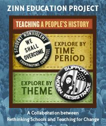 About the Zinn Education Project The Zinn Education Project promotes and supports the teaching of people's history in middle and high school classrooms across the country. Based on the lens o… High School Classroom, Classroom Ideas, Homeschool Books, Educational Websites, Reading Levels, Learning Tools, History Books, Social Work, School Days