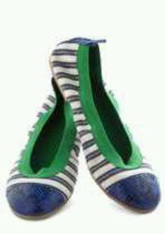 I like these cute shoes