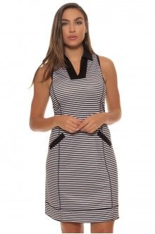 Ladies Golf Fashion | JoFit Cabernet Golf Dress : GD002