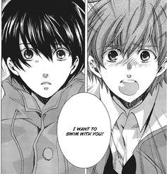 Free High Speed manga . MakoHaru kyaaaaa >\\\\<