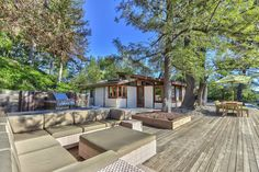 Mountaintop Cabin in Topanga With Glam Updates Asks $2.3MM - New to Market - Curbed LA