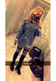 "jordyn) ""my outfit... going with aaron"""