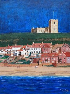 Whitby by Tony Lilley